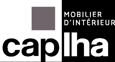 Logo Caplha blanc